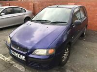 2002 Mitsubishi Space Wagon Space Star. Mot. Tax. Warranty