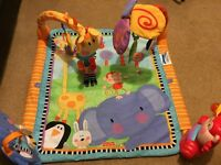 Play gym Fisher Price