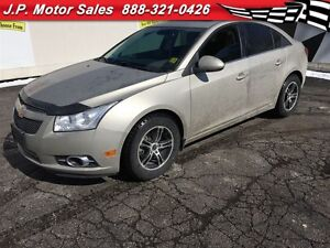 2014 Chevrolet Cruze Automatic, Leather, Sunroof, DIESEL, Only 4