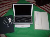 ipad pro 12.7inch 128gb wifi only +apple pencil+logitech keyboard for ipad pro