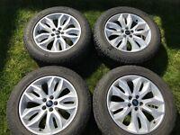 Land Rover Freelander 2 Alloy Wheels