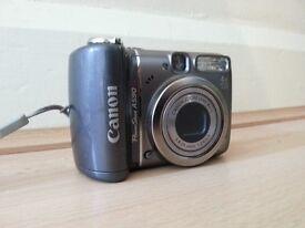 Canon Powershot A590 8MP