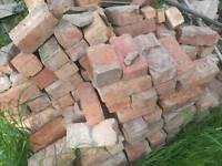 350-400 good quality bricks