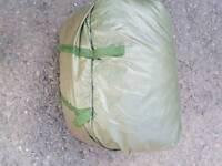 Genuine cold weather army sleeping bag