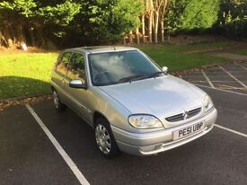 Citroen Saxo 12 months MOT SILVER 1.1 Desire. Good condition for age. Priced to sell. Good runner.