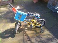 childs mongoose bike