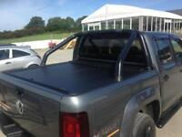 VW Amarok roll bar