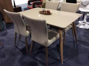 MODERN DINING SET TORONTO | KITCHEN TABLES CANADA (SK2303)