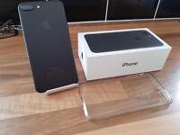 iPhone 7 plus 128 gb black - may swap for iPhone 7