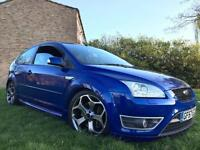 FOCUS ST STAGE 2 300BHP SAT NAV ONE OWNER FULLY LOADED PX WELCOME