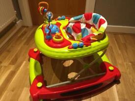 Baby walker like new £25.00
