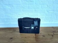 New with tags - brown leather briefcase