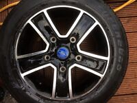 Ford transit alloys mk7