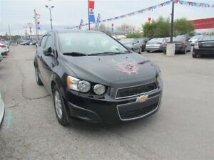 2016 Chevrolet Sonic LT | CAM | HEATED SEATS | SAT RADIO