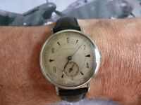 1942 Vintage Longines Certificated Gents Wristwatch