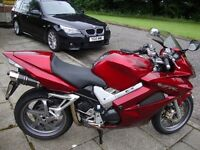 VFR 800 VTEC, 2008 ABSOLUTELY IMMACULATE BIKE WITH FULL HISTORY