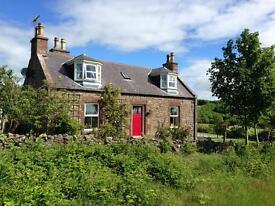 3 Bedroom detached house to rent. Near Rothienorman.AB518XU