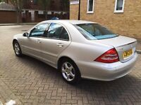 MERCEDES C CLASS C200 ELEGANCE 1.8 AUTOMATIC FULL LEATHER FULLY LOADED