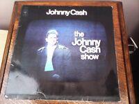 JOHNNY CASH ORIGINAL LP THE JOHNNY CASH SHOW