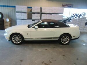 2010 Ford MUSTANG CONVERTIBLE