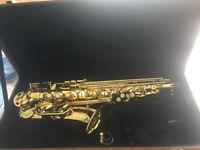 Artemis alto sax excellent condition, well looked after and in need of a good home,hardcase