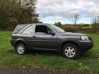 Land Rover Freelander TD4 Diesel *Van *No Vat *Full History *Part Ex Considered