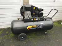 SIP 200L Airmate Air Compressor PB3800B3/200S NUAIR PROTECH 06279