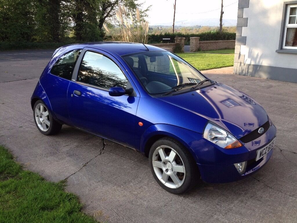 2004 ford ka sport for sale in cookstown county tyrone gumtree. Black Bedroom Furniture Sets. Home Design Ideas