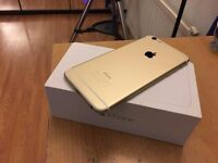 Apple iPhone 6 Plus 128gb Gold Unlocked Boxed