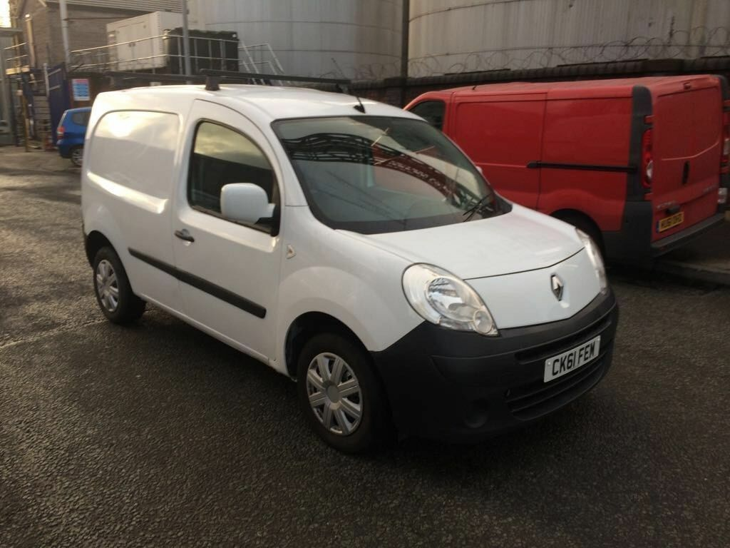 eee94950e5 2011 61reg Renault Kangoo 1.5 DCI ML19 Good condition good runner