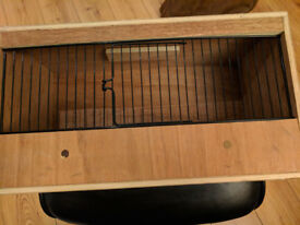 Small bird travel crate - ideal for vetinary or show transport