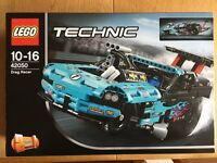 Lego Technic Drag Race, 10 16 yrs built once and rewrapped in box