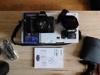 Olympus OM-D EM5 camera and extras