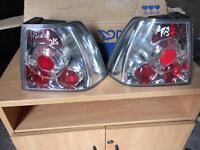 Volkswagen Bora tail lights