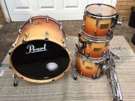 Pearl Masters MMX Drum kit