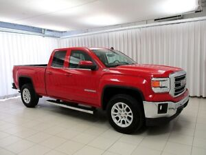 2014 GMC Sierra Z71 4X4 4DR 6PASS. Fresh Trade! Bluetooth, Touch