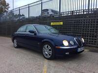 Jaguar S-Type 3.0 V6 Saloon 4Door -- AUTO--Mk 1 Facelift --