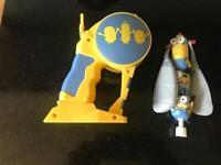 Minions flyer toy