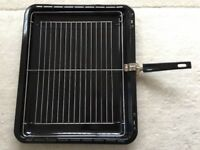 Genuine Zanussi grill pan and detachable handle in VGC