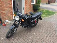 Sinnis Max 2 125 cc 2013