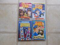 Children's DVD's Bundle of 4 (2)