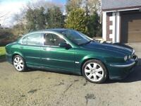 JAGUAR X-TYPE V6 SE AUTOMATIC 2004 *** MOT JANUARY 2018***