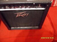 PEAVEY BLAZER 158 TRANSTUBE GUITAR 15WATT AMPLIFIER