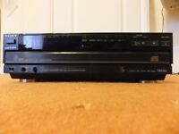 Sony Compact Disc Player. CDP-C50