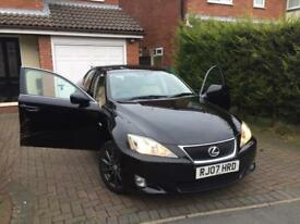 LEXUS IS220D SE FULL CREAM HEATED AND A/C SEATS IMMACULATE CAR