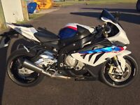 BMW S1000RR Sport (2012) - ABSOLUTE BARGAIN - NO OFFERS - AWAY 14 - 29 OCT