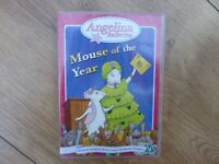 Angelina Ballerina DVD - Mouse of the Year - ideal present
