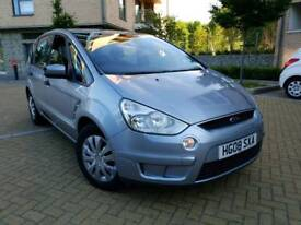 Ford S-Max 2.0 TDCi Edge WARRANTY 5dr 7 SEATS 2008 CALL 07479320160