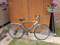 Ammaco Hybrid / City Bicycle in very good riding condition