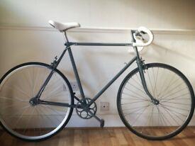 Fixie / single speed bike, custom